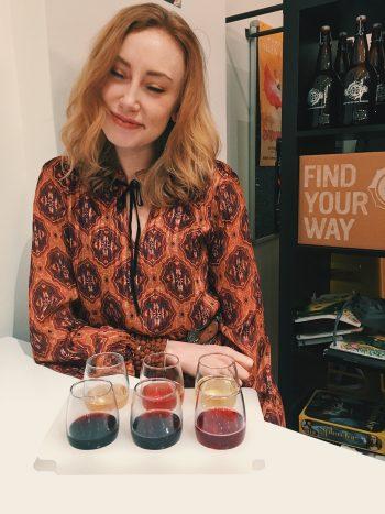 Indianapolis, Wine Tasting, Fountain Square