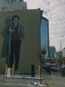 Massachusetts Avenue, Kurt Vonnegut