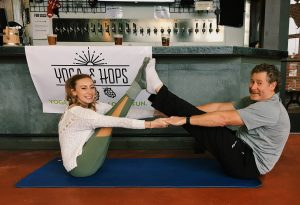 Yoga, Brewery, Yogis, Indianapolis
