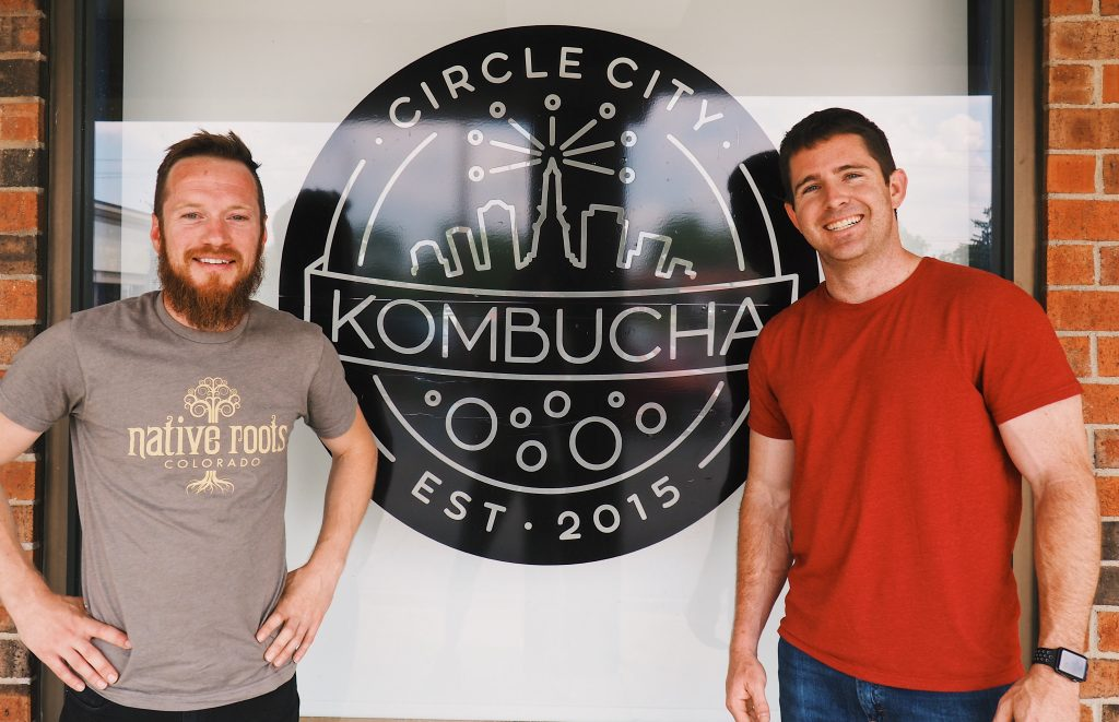 Circle City Kombucha owners, Indianapolis