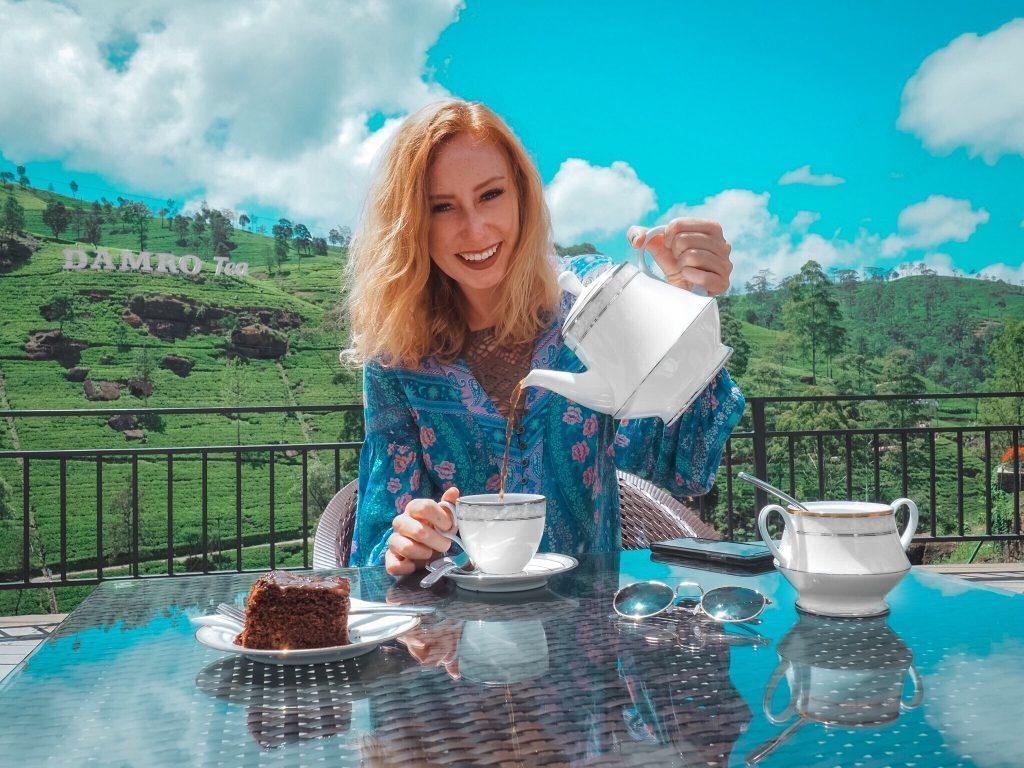 tea, cafe